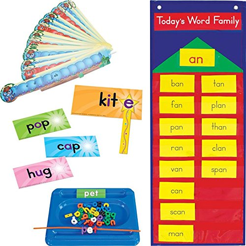 Common Core And State Standards Literacy Enrichment Kit - Grade 1 by Really Good Stuff