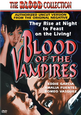 Blood of the Vampires (The Blood Collection)