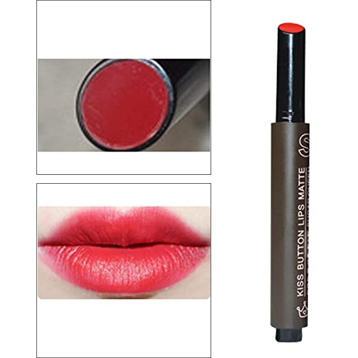 e2c84fd71eae3 Amazon.com: sugar queen Matte Press Button Lipstick,6 Colors,Makeup ...