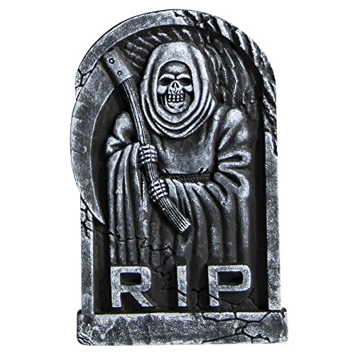 Carnival Toys – Headstone Death with Sickle, -