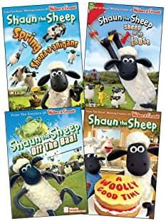 The Shaun the sheep collection #1