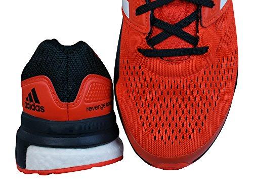 Adidas Revenge Boost 2 M Laufschuhe, Orange / White, 42m