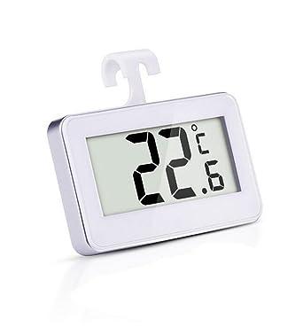 Frigorífico termómetro, mustone impermeable inalámbrica digital ...