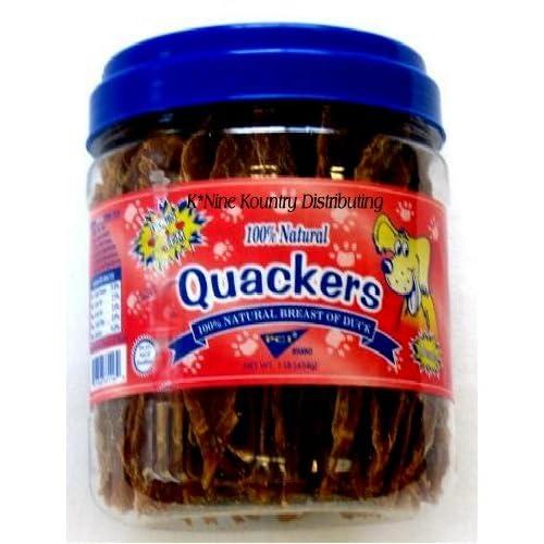good Cs/12 - Quackers (1# canisters)