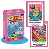 Idioms Fun Deck Cards - Super Duper Educational Learning Toy for Kids