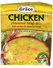 Grace Caribbean Soup Mix Chckn Ndl 2.1 Oz (Pack Of 12)
