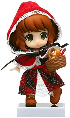 큐 포쉬 프렌즈 빨간 망토 -Little Red Riding Hood- non스케일 PVC 제 도장필 가동 피규어