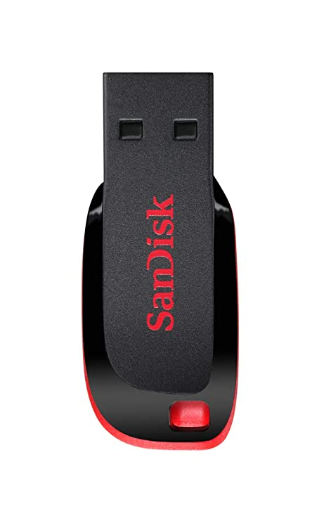 SanDisk Cruzer Blade 16GB USB 2 0 Flash Drive