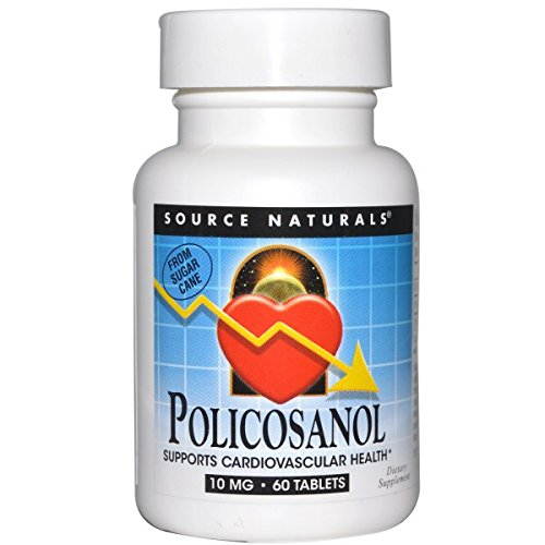 Source Naturals Policosanol 10mg tabs product image