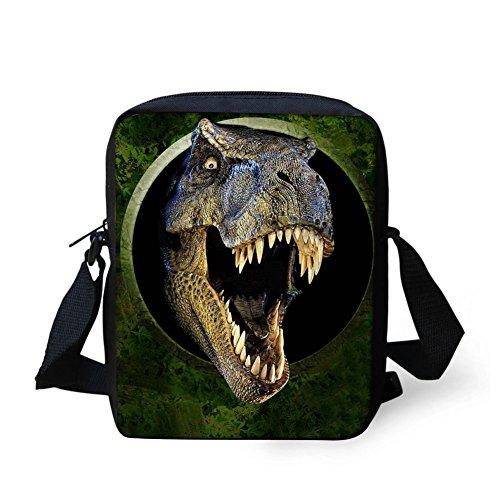 Para HUGSIDEA mujer Dinosaur Cool Informales B8q61wH
