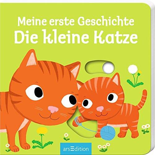 Meine erste Geschichte Die kleine Katze