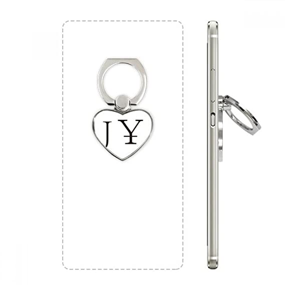Amazon Currency Symbol Japanese Yen Heart Cell Phone Ring Stand