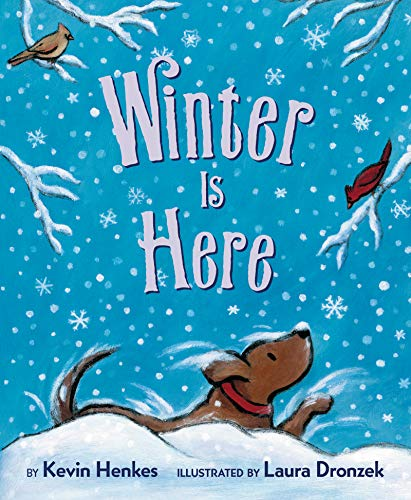 Winter Is Here Board Book