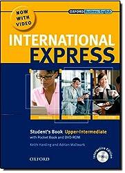 International Express, Interactive Editions: Upper-Intermediate: Student's Pack: (Student's Book, Pocket Book & DVD)