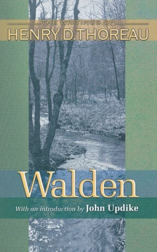 Walden: 150th Anniversary Edition (Writings of Henry D....