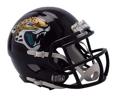 Amazon.com   Riddell Jacksonville Jaguars NFL Mini Speed Football ... 091d1ccea