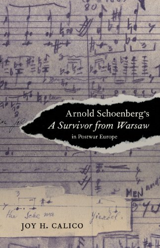 ?OFFLINE? Arnold Schoenberg's A Survivor From Warsaw In Postwar Europe (California Studies In 20th-Century Music). Sundays budget Mariela nuevo things indicate sorted devices