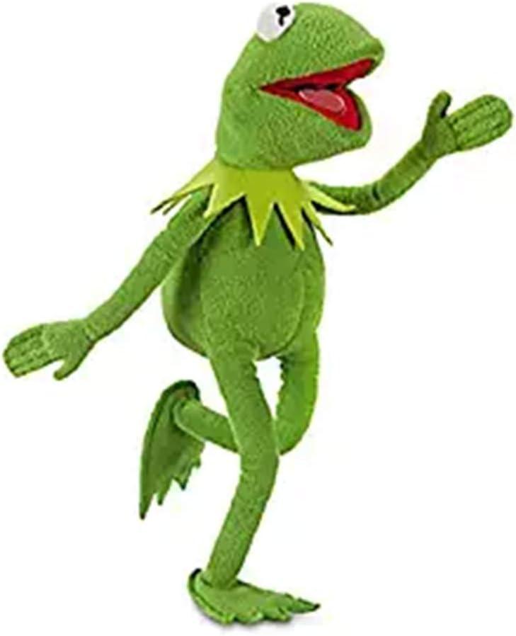 WalfiaA 16 Inch The Muppets Kermit Frog Soft Stuffed Plush Figure
