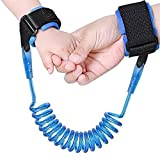 Correa de seguridad para niño de 1.5 metros - arnes de seguridad para bebes (Azul)
