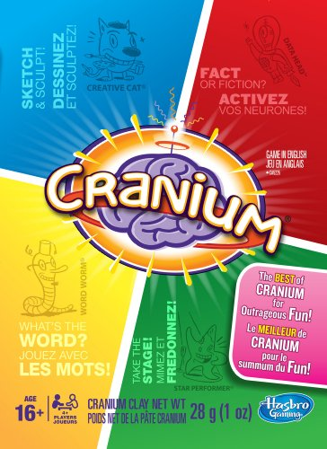 Hasbro Gaming Cranium Party