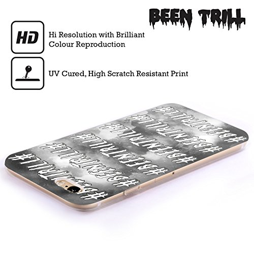 Official Been Trill Galaxy Black And White Soft Gel Case for Apple iPhone 6 Plus / 6s Plus