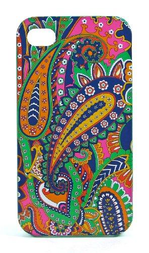 Vera Bradley Frame Case Smartphone Venetian Paisley Plastic Holder ()