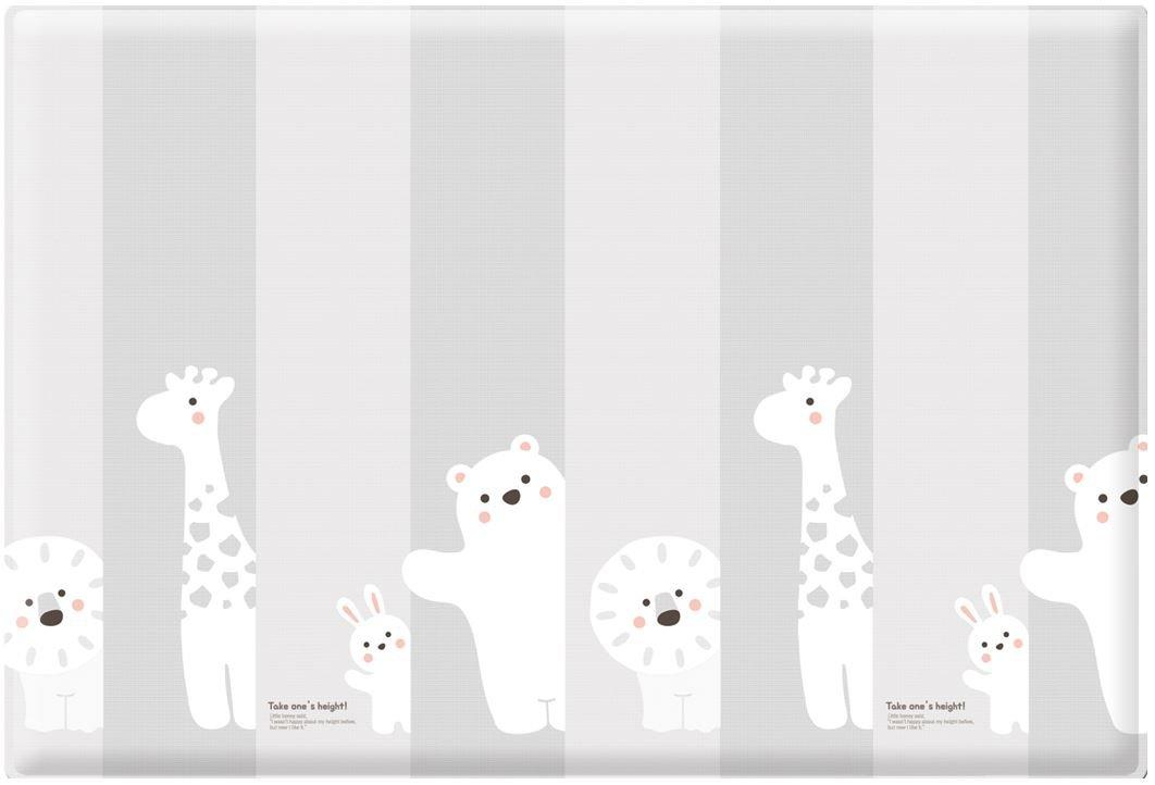 parklon suave alfombra, tamaño mediano, Hello Zoo JM IMEX 101049/100
