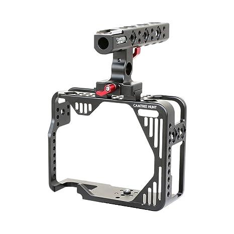 Camtree Hunt jaula de cámara DSLR para Canon 5d mark ii, iii & IV ...
