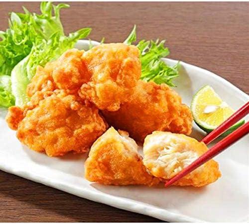 ニチレイ 鶏からあげ 塩味 1kg【冷凍】