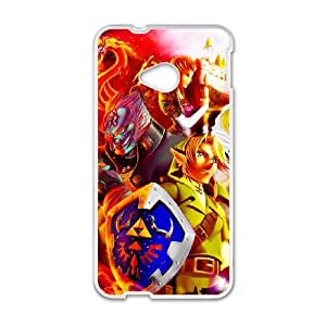The Legend of Zelda For HTC One M7 Csae protection Case DH521872