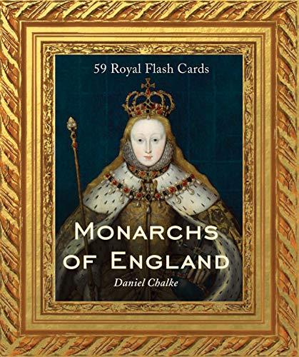 Monarchs of England: 59 Royal Flashcards