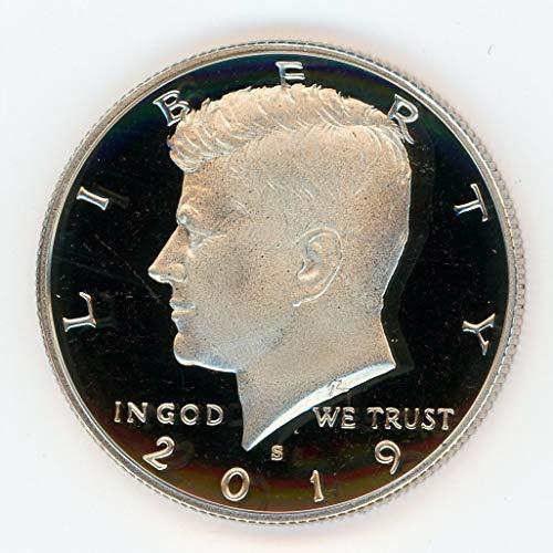 2019 S Kennedy Half Dollar Deep Cameo Proof US Mint