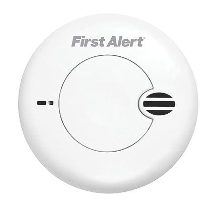 First Alert SA700LLE 10 Año detector de humo óptico