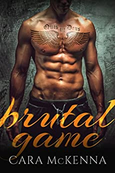 Brutal Game (Flynn and Laurel Book 2) by [McKenna, Cara]