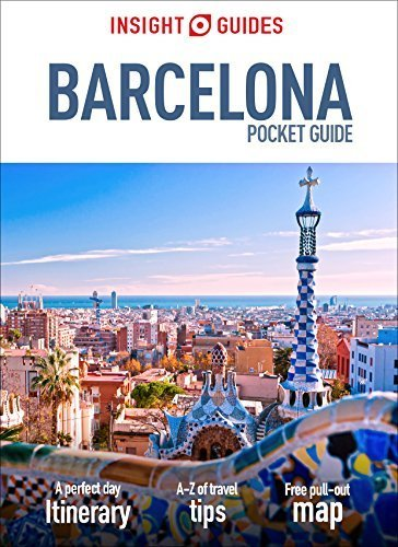 Insight Guides: Pocket Barcelona (Insight Pocket Guides) by Insight Guides (2015-12-01)