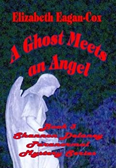 A Ghost Meets an Angel: Book 3 Shannon Delaney Paranormal Mystery Series by [Eagan-Cox, Elizabeth]