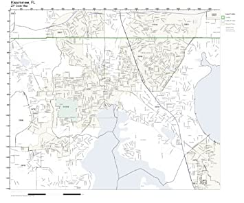 Amazon.com: ZIP Code Wall Map of Kissimmee, FL ZIP Code Map ... on map valrico fl, map monticello fl, map clewiston fl, map escambia county fl, map lauderhill fl, map weston fl, map oakland park fl, map of kissimmee 192, map debary fl, map lee county fl, map orlando fl, map apalachicola fl, map santa rosa county fl, map san antonio fl, map of kissimmee and surrounding areas, map st. petersburg fl, map dundee fl, map winter park fl, map florida fl, map christmas fl,