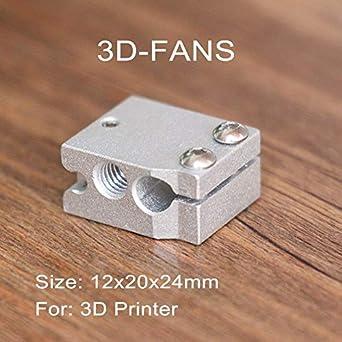 Amazon.com: Impresora 3D – 10 piezas de nuevo tipo volcán ...