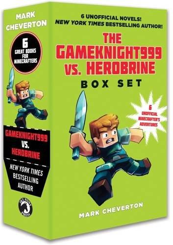 Gameknight999 vs Herobrine Box Set product image