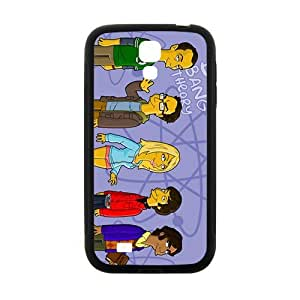 Happy Cartoon The Big Bang Theory Design Personalized Fashion High Quality Phone Case For Samsung Galaxy S4
