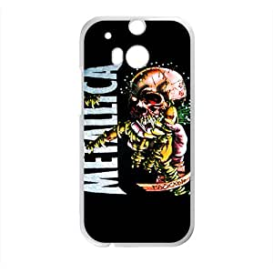 Rock Band Metallica Phone Case for HTC One M8