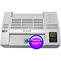 Sky 330R10 Photo Pouch Laminator 13 Heated Rollers Commercial Laminating Machine