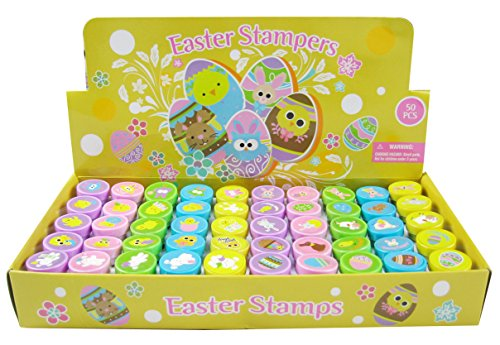 Easter Stamps (50 Pcs Easter Assorted Stampers for)