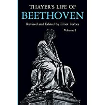 Thayer's Life of Beethoven, Part I
