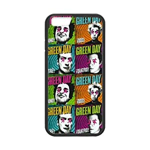 Green Day Inspiration Design Solid Rubber Customized Cover Case for iPhone 6 4.7