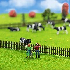 情景コレクション 牛模型 ウシ模型 人間 人形 人物 1:87 36本入り 養殖場 牧場 牛場の建築用ウシ形モデル 庭 マイクロ風景 装飾 レイアウト・ジオラマ・教育・DIY