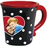 Westland Giftware 10-Ounce Lucy Loves Ricky Ceramic Mug, 4-Inch