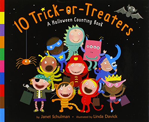 10 Trick-or-Treaters -