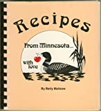 img - for Recipes from Minnesota With Love book / textbook / text book