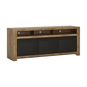 la meilleure attitude a2af5 598ac Furniture to Go 2 Portes 1 tiroir Meuble TV, Bois, Lefkas en ...